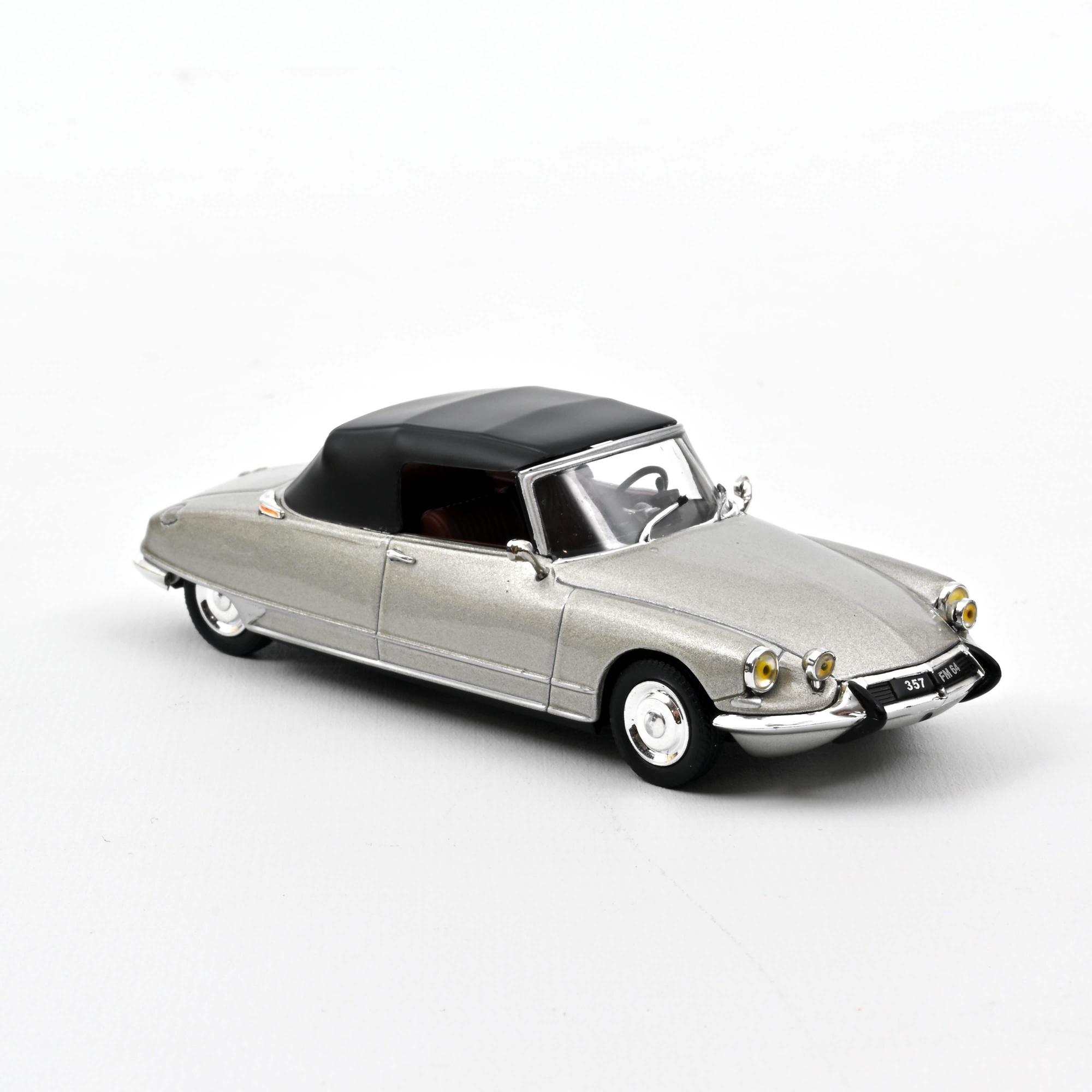Citroën DS 19 Cabriolet 1965