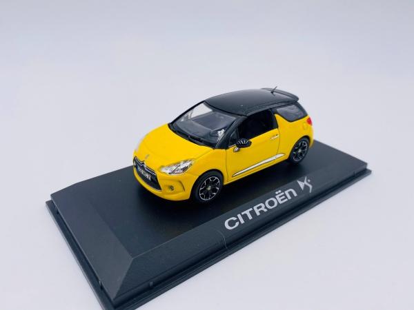 Citroën DS3 Jaune