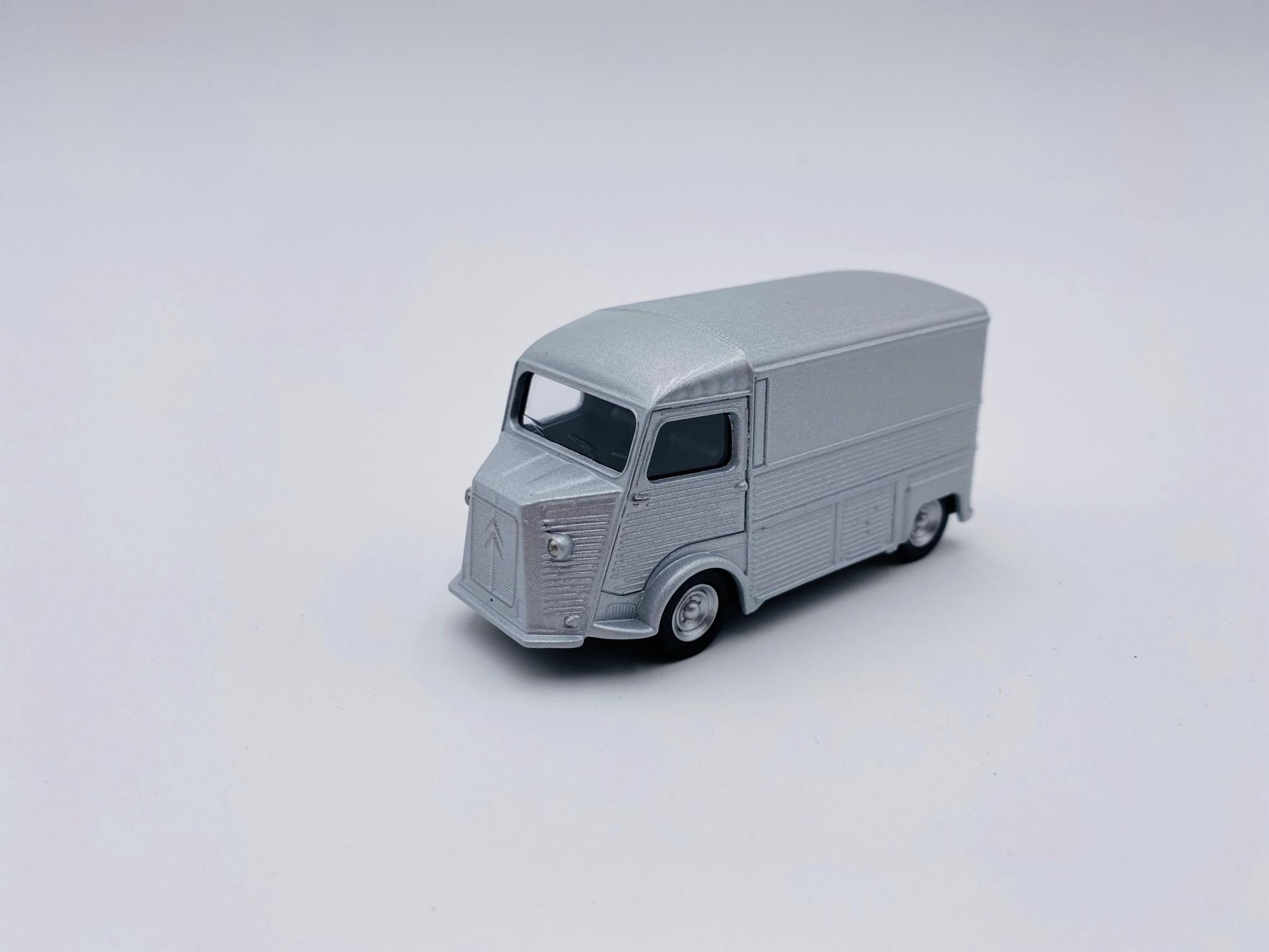 Citroën HY 1969/1981 Grey