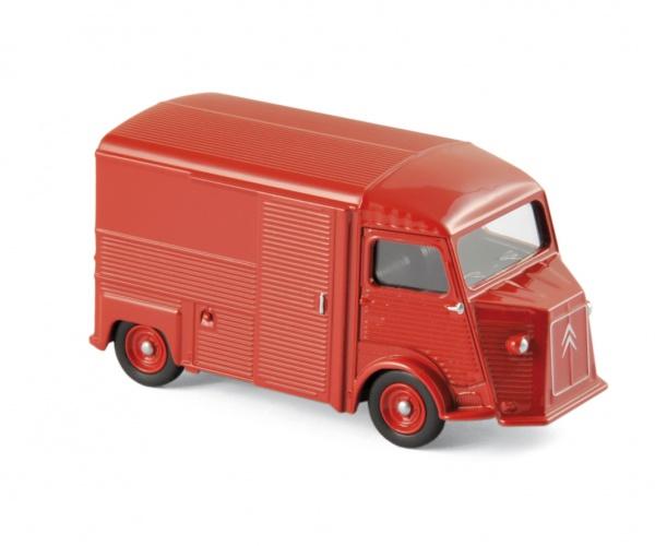 Citroën HY 1980 Red