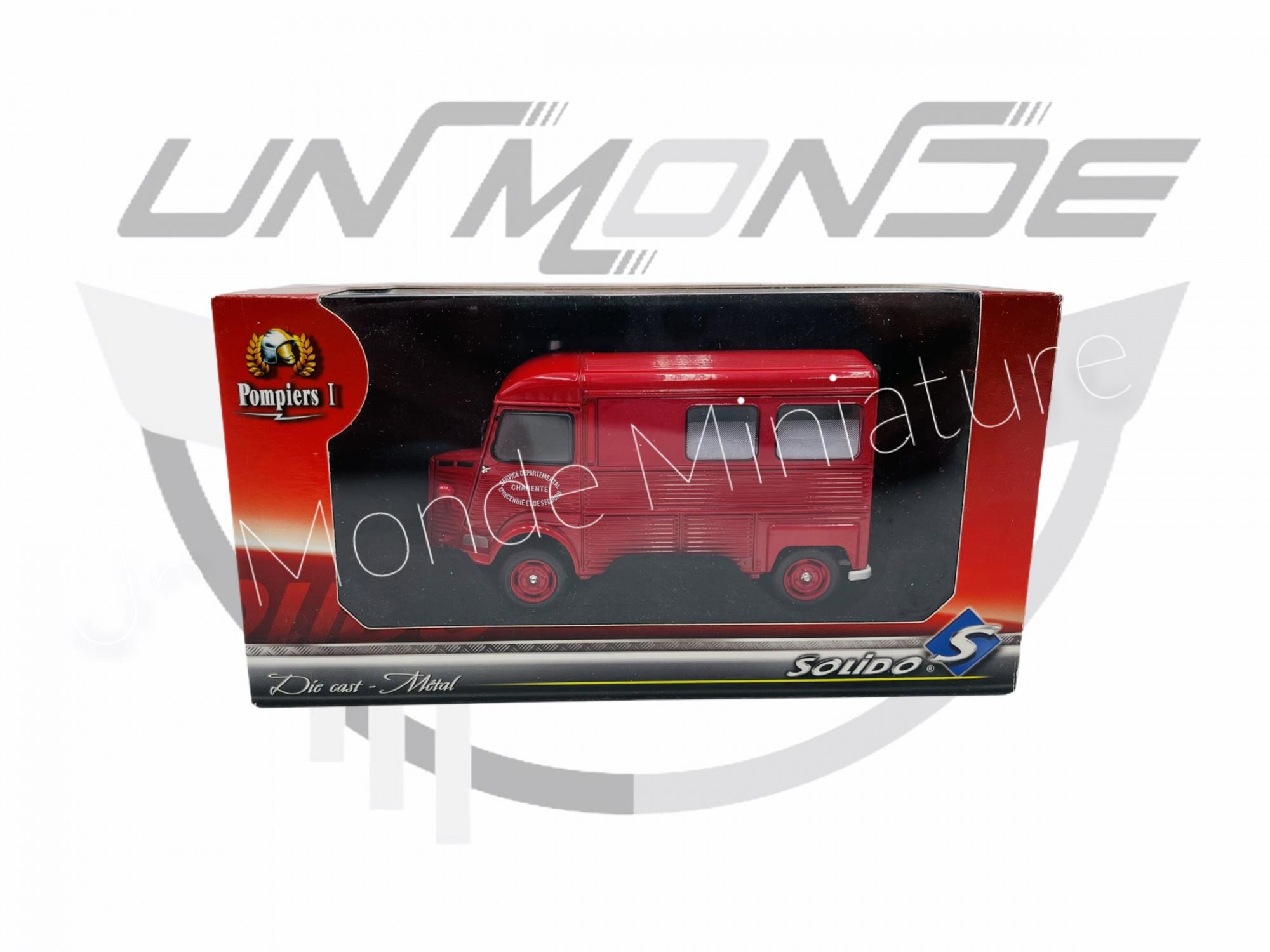 Citroën HY Ambulance Pompier
