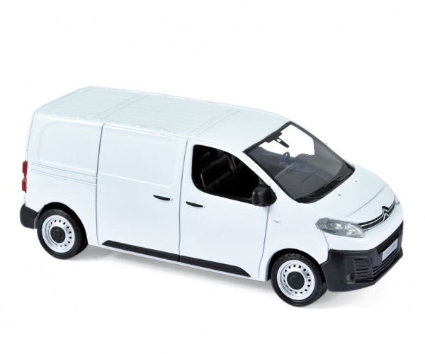 Citroën Jumpy 2016 White