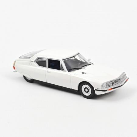 Citroën SM 1971 White