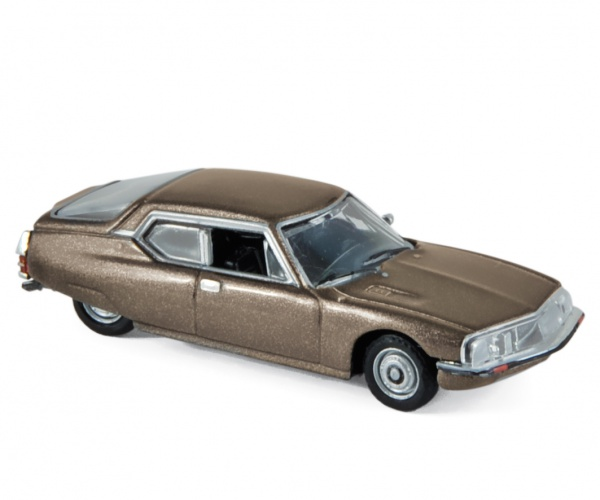 Citroën SM 1972 Scarabée Brown