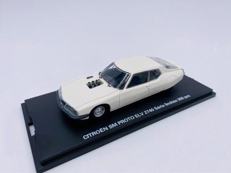 Citroen SM Proto ELV 2740