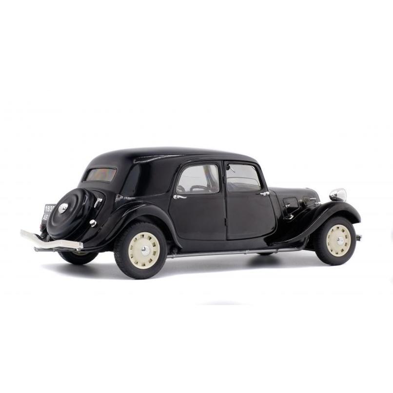 Citroën Traction 11 CV 1937 Noire