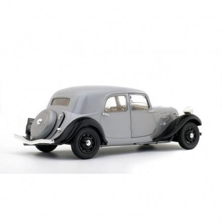 Citroen Traction 11B Argent 1937