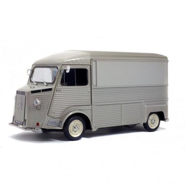 Citroën Tube HY 1969 Gris