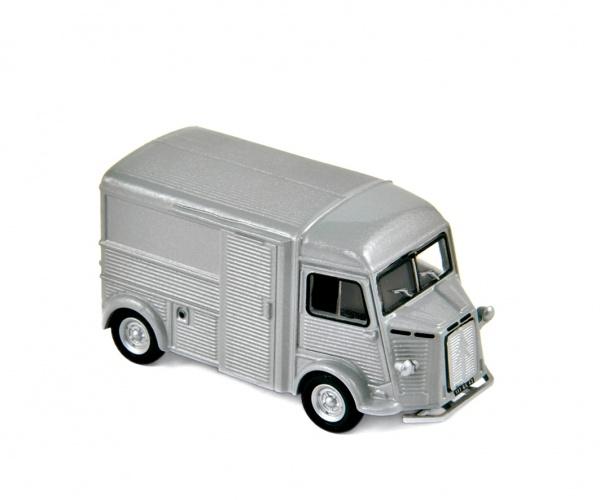 Citroën Type H de 1960 Couleur Gris
