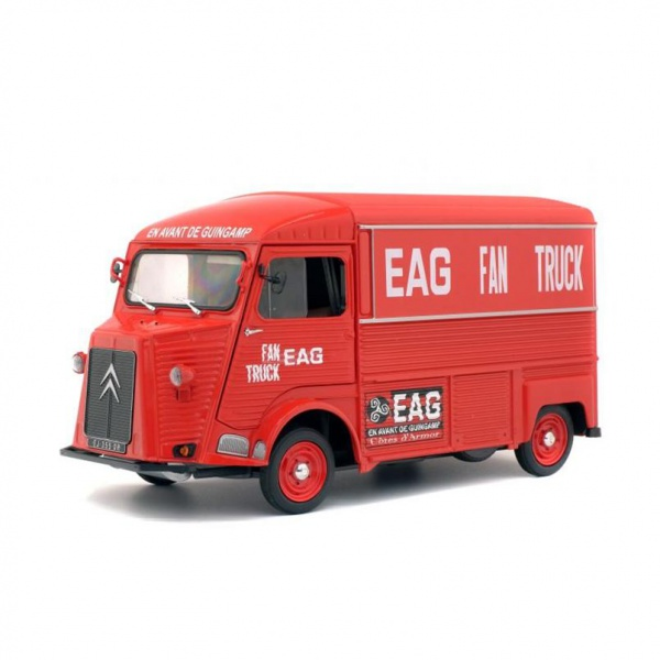 Citroen Type HY EAG 1969