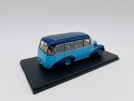 Citroen U23 BUS BELLE-CLOT 1948 Ferme Bleu 2 tons