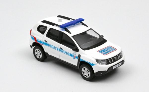 Dacia Duster 2018 Police Municipale