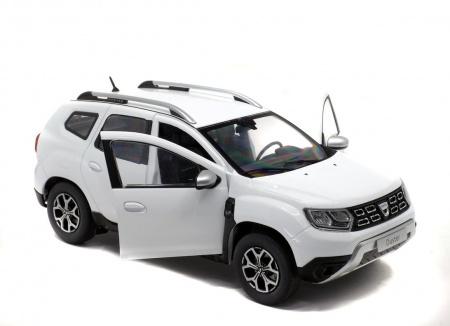 Dacia Duster MK2 18 Blanche