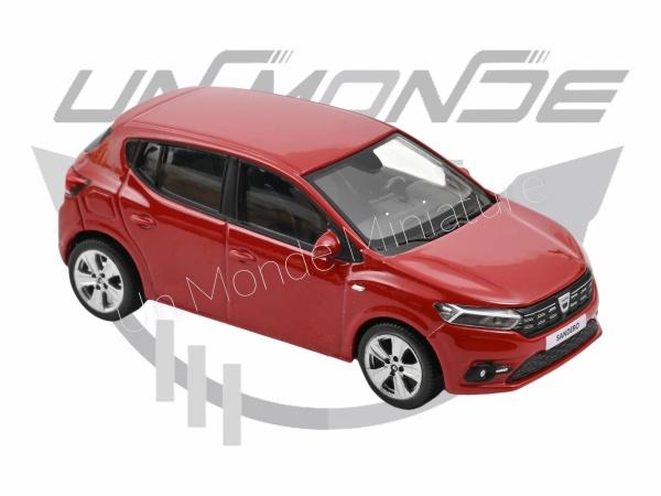 Dacia Sandero 2021 Fusion Red