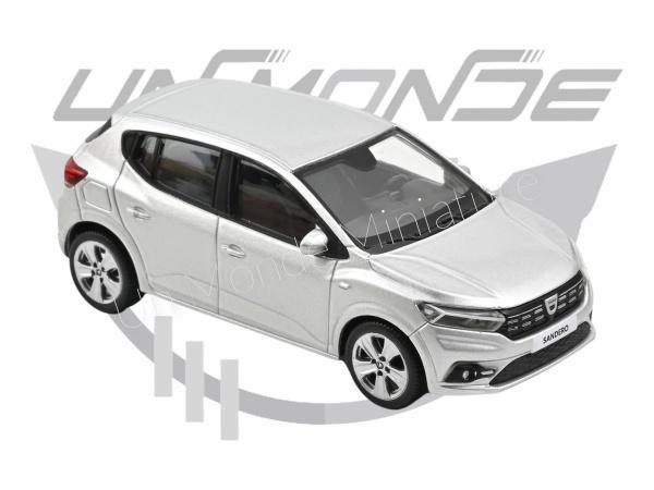 Dacia Sandero 2021 Highland Grey