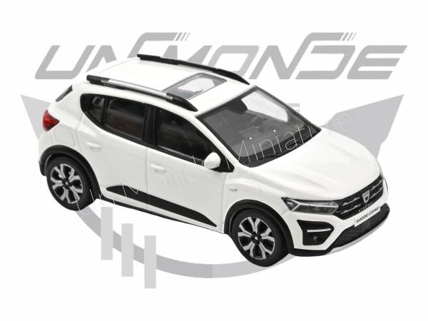 Dacia Sandero Stepway 2021 White