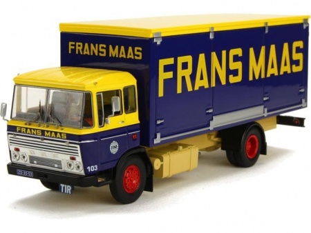 DAF 600 France MAAS