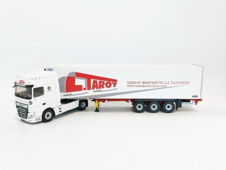 Daf XF MY 2017 Semi Aubineau Transports Tarot