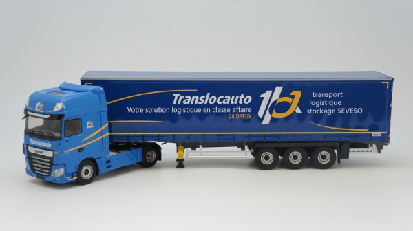 DAF XF MY 2017 Superspace CAB TAUTLINER TRANSLOCAUTO