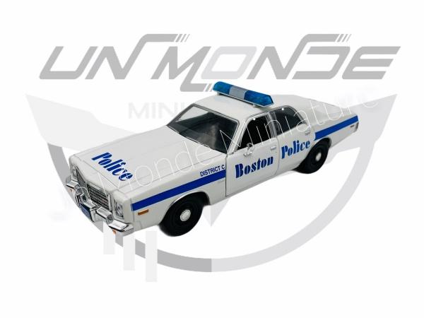 Dogde Coronet 1967 Boston Police Department