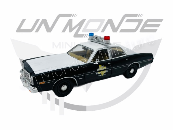 Dogde Monaco 1977 Texas Higway Patrol