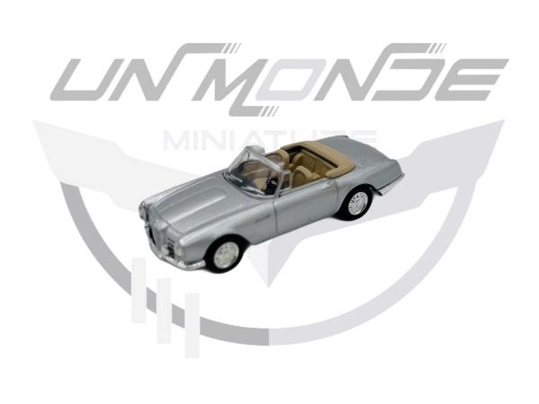Facel Vega III Cabriolet de 1963 Silver