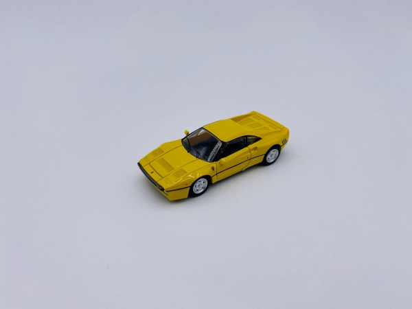 Ferrari 288 GTO Yellow