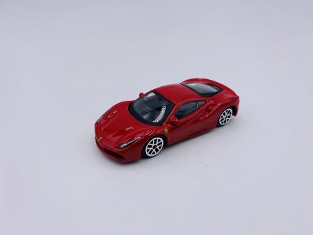 Ferrari 488 GTB Red