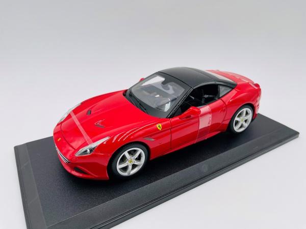Ferrari California T Toit Fermé Rouge