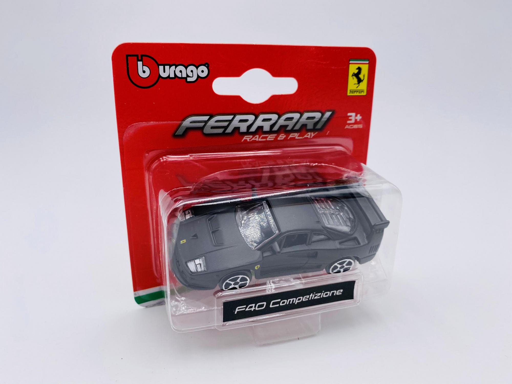 Ferrari F40 Competizione Black