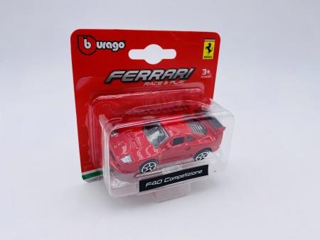 Ferrari F40 Competizione Red