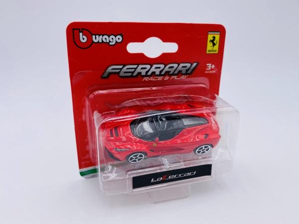Ferrari La Ferarri Red