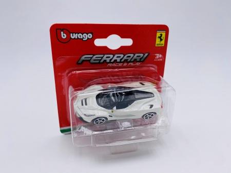 Ferrari La Ferrari White