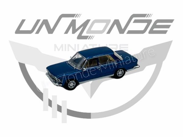 Fiat 130 Metallic Blue