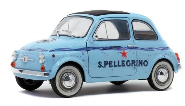 Fiat 500 San Pellegrino 1965