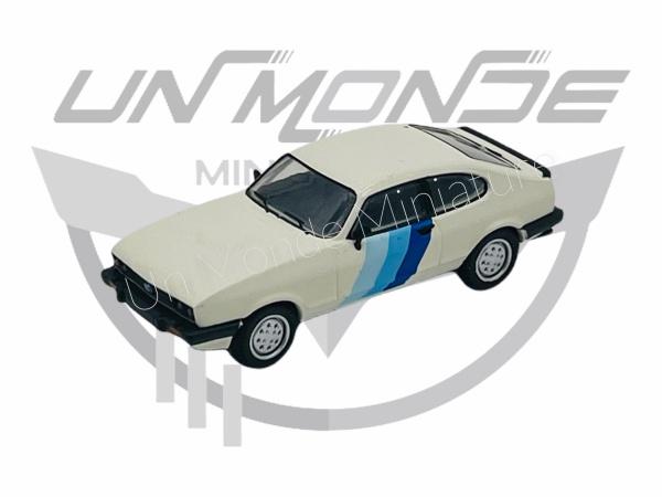 Ford Capri III RS Blanche