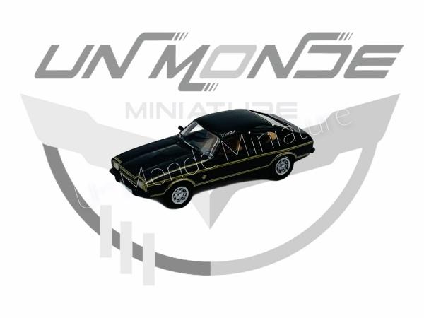 Ford Capri MK II Noire& Decorer