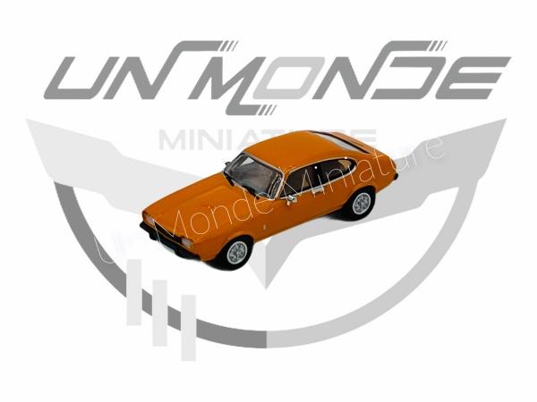Ford Capri MK II Orange