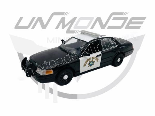 Ford Crown Victoria Police Interceptor California Higway Patrol