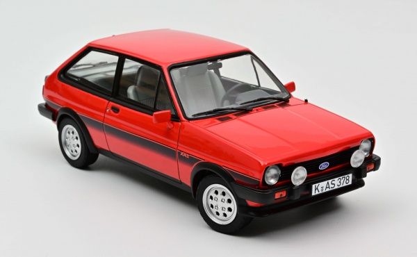 Ford Fiesta XR2 1981 Red