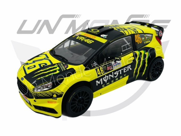 Ford Fista RS WRC #46 MONSTER