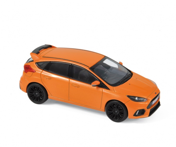 Ford Focus RS 2018 Orange metallic
