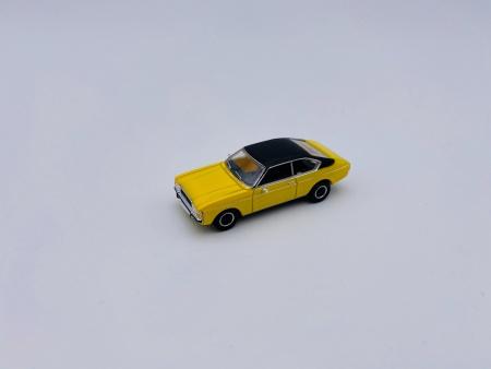 Ford Granada MK I Coupe Jaune Mat N