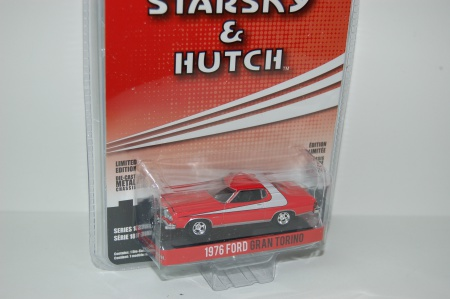 Ford Grand Torino 1976 Starky  et Huch