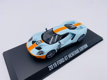 Ford GT 2019 Ford GT #9 HERITAGE Edition GULF OIL