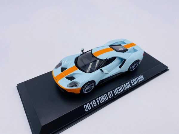 Ford GT 2019 Ford GT HERITAGE Edition GULF OIL