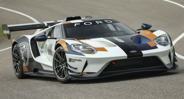 Ford GT MKII 2020 Muktimatic