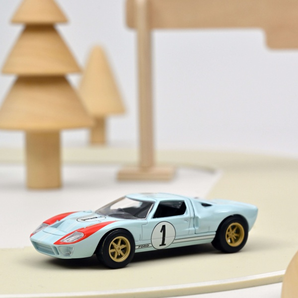 Ford GT40 1968 #1 Jet Car