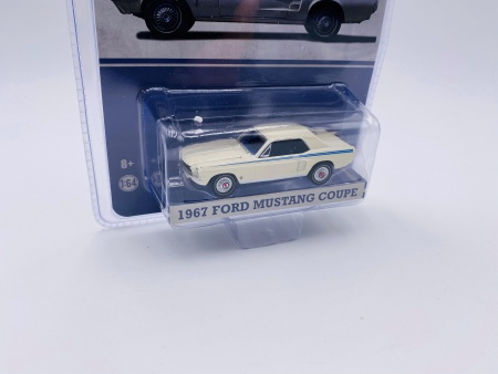 Ford Mustang Coupe 1967 Indy
