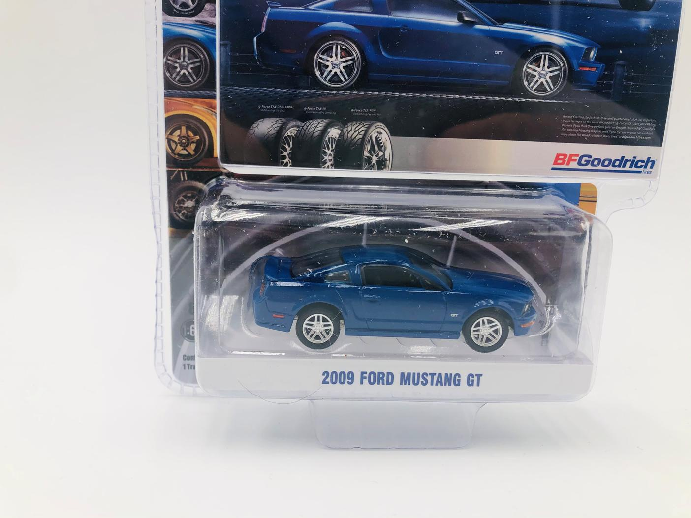 Ford Mustang GT 2009 0-178 MPH